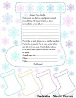 Imagine Scrisoare pentru Moş Crăciun de la un băieţel