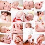 Imagine Lumea prin ochii bebeluşilor. Dezvoltarea simţurilor la bebeluşi