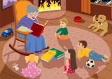 Imagine Personajele din poveşti – primele modele din viaţa copiilor mici