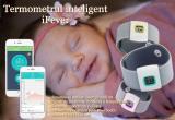 Imagine Scapă de griji cu Termometrul inteligent iFever pentru copii